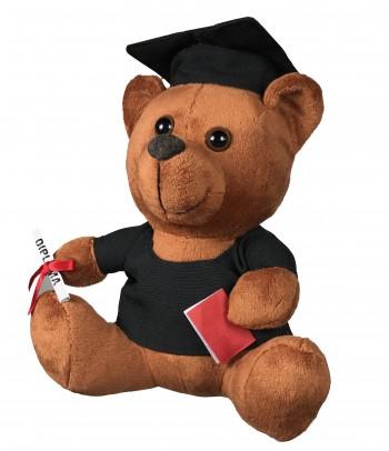 Doktorhut Basic mit Teddy