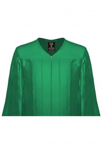 Talar, GLANZ, smaragd-grün