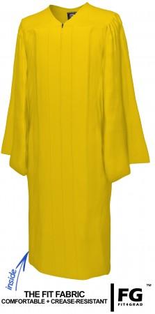 Talar, MATT, gold-gelb