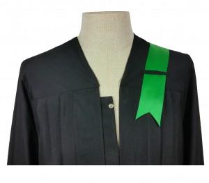 grüne Banderole