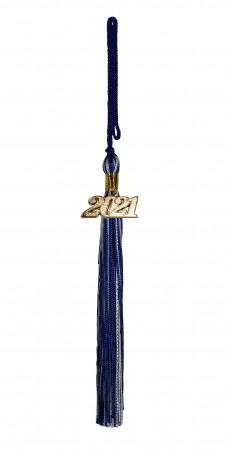 blau-weiss mit Jahreszahl