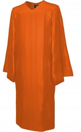 Talar, GLANZ, orange