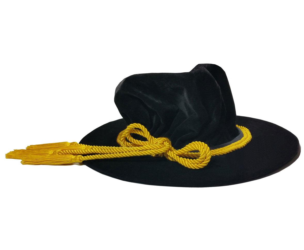 Doktor Bonnet / Beefeater, schwarz