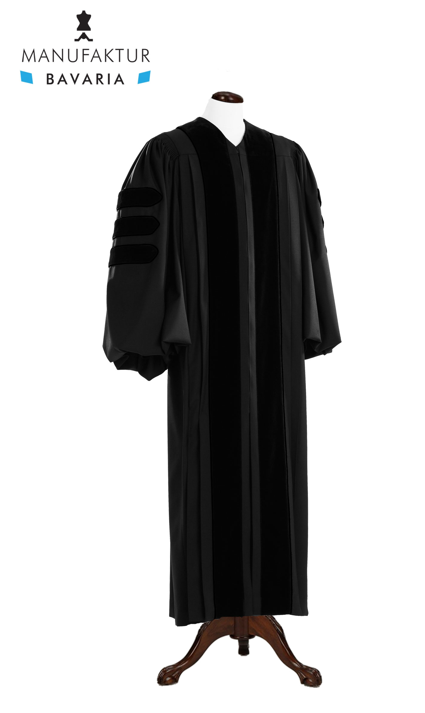 Deluxe Doctoral Academic Talar, royal regalia