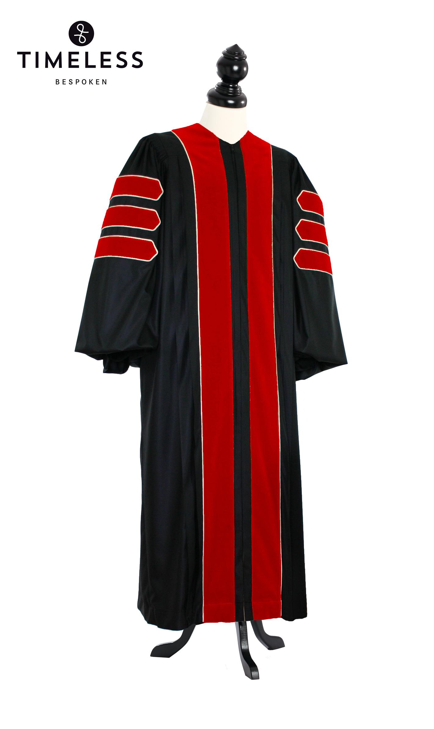 Doktortalar Theologie - TIMELESS silver wool